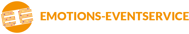 Emotions-Eventservice  - Logo