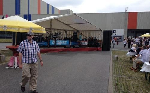 Betriebsfest Böhler Schweisstechnik